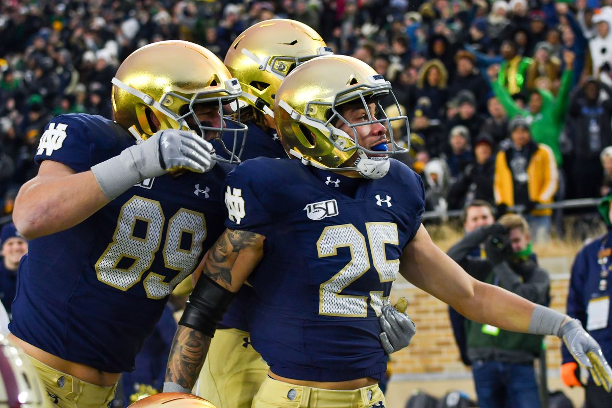 College Football Playoff Contenders Is Notre Dame Back Anchor Sports Network